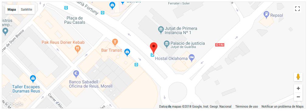 Registro Civil de Cambrils, Tarragona - Dirección y telf - Certificados
