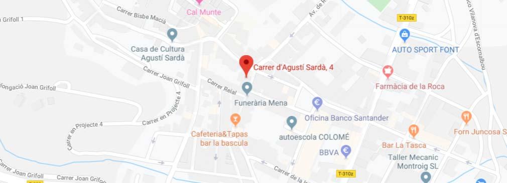 localizacion registro civil montroig tarragona