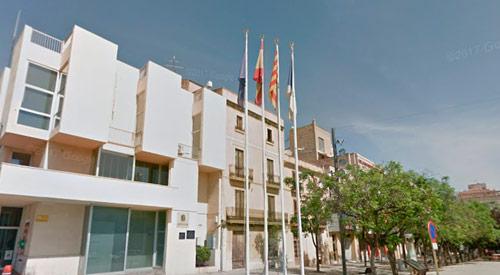 Registro Civil de San Carlos de la Rápita